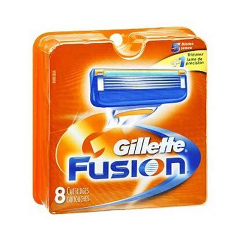 32 GILLETTE FUSION Razor Blades Cartridges Refills Shaver