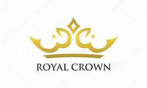 Royal Brand Logo,Crown logo, Crest logo, Royal Wing ...