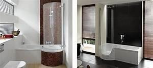 Dusche Badewanne Kombi : f rs kleine bad kombi dusche und badewanne wohnen ~ Michelbontemps.com Haus und Dekorationen