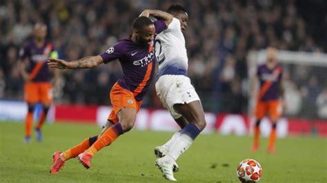 Tottenham Hotspur vs Manchester City - 09/04/2019 - StatCity