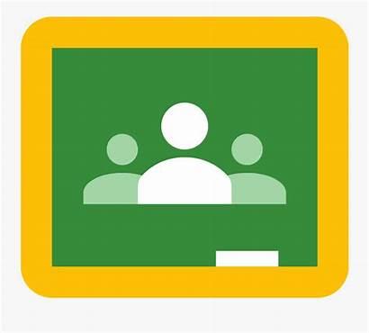 Classroom Google Icon Clipart Transparent Clipartkey