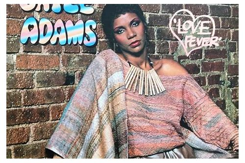 descargar gayle adams love fever album