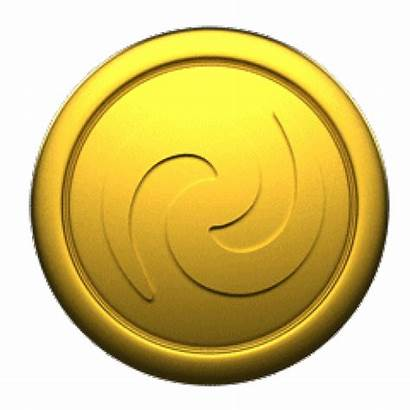 Coin Gold Animation 3d Simple Background Runner