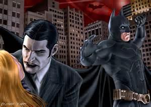 Superman Batman vs Joker