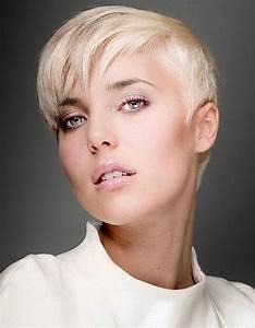Coupe Courte Pour Visage Rond : coiffure visage rond femme 40 coiffures canon pour les ~ Melissatoandfro.com Idées de Décoration