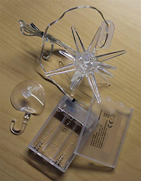 weihnachtsstern mit licht led weihnachtsstern licht weihnachts deko fenster led polar leuchte acryl ebay