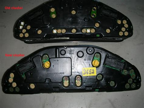 Instrument Cluster Upgrade Wiring Diagrams