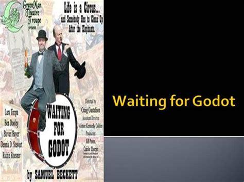 godot waiting authorstream