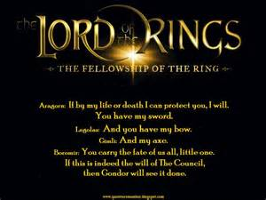 Quote From Lord of the Rings
