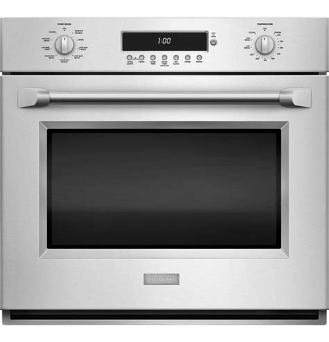 zetphss monogram  single electric built  wall oven  true european convection