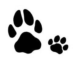 cat paw vs paw pawprint design by my god issa on deviantart