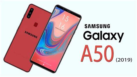 samsung galaxy a50 2019 look infinity display