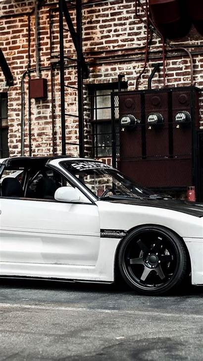 Mr2 Tuning Toyota Cars Iphone Mobile Wallpapers