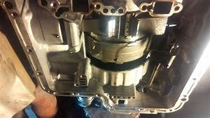 Ford C6 Shifter Shaft Seal  Valve Body And Transfluid Chananigans