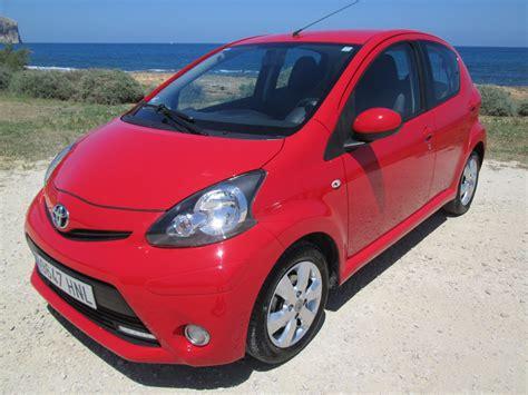Toyota Aygo Wti 70 City For Sale In Javea, Costa Blanca, Spain
