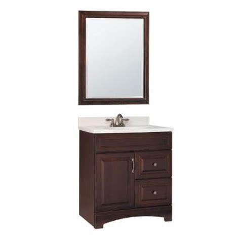 home depot bathroom cabinet mirror american classics gallery 30 in w x 21 in d vanity