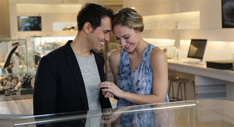 should you go quot ring shopping quot together the plunge