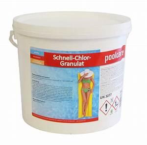 Chlorgranulat 5 Kg : poolcare chlorgranulat 5 kg steirerbecken pools ~ Watch28wear.com Haus und Dekorationen