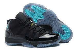 Air Jordan 11 (XI) Black/Gamma Blue-Varsity Maize Cheap For Sale