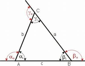 Dreiecksseiten Berechnen : s tze im schiefwinkligen dreieck ~ Themetempest.com Abrechnung