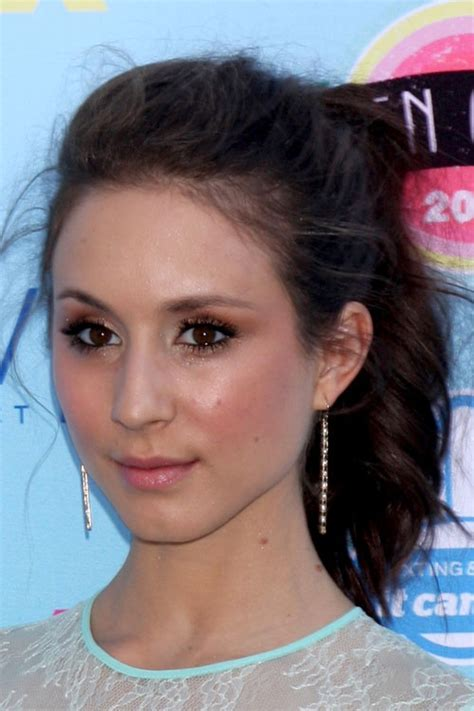Troian Bellisario Clothes & Outfits   Steal Her Style