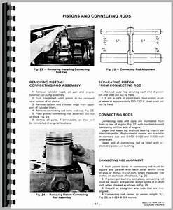 Massey Ferguson 275 Tractor Service Manual