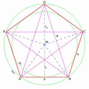 Diagonale Eines Quadrats Berechnen : f nfeck wikipedia ~ Themetempest.com Abrechnung