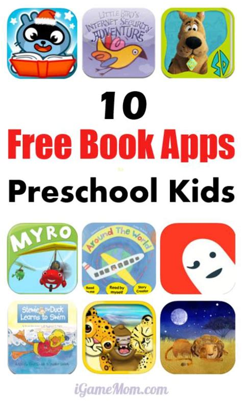 10 free book apps for preschool 693 | free book apps for preschool kids