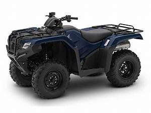 New 2016 Honda Fourtrax Rancher 4x4 Automatic Dct Atvs For