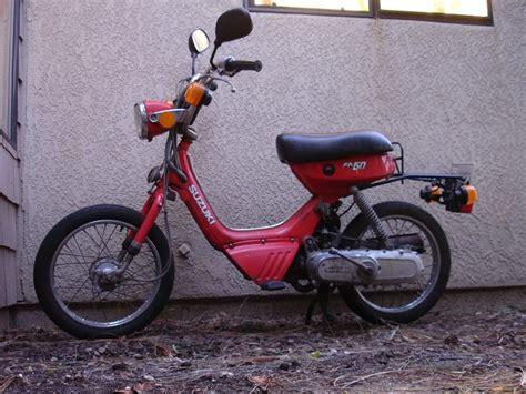 Suzuki Mopeds suzuki fa50 moped repair ifixit