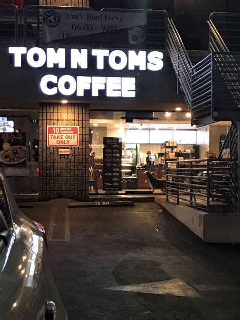 Coffee provides safe water for those in need. Photos for Tom N Toms Coffee - Yelp