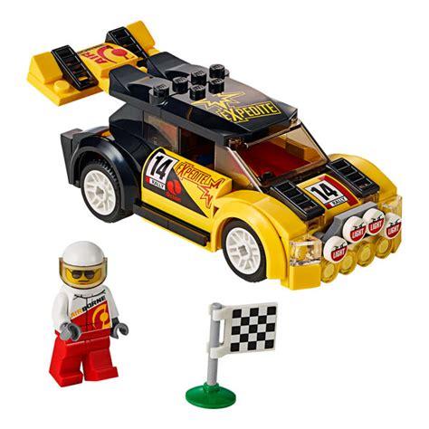jeux de city siege 2 60113 la voiture de rallye lego king jouet lego