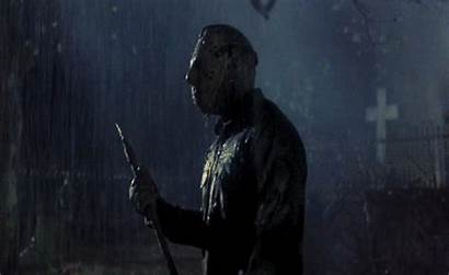 13th Friday Jason Voorhees Horror Animated Gifer