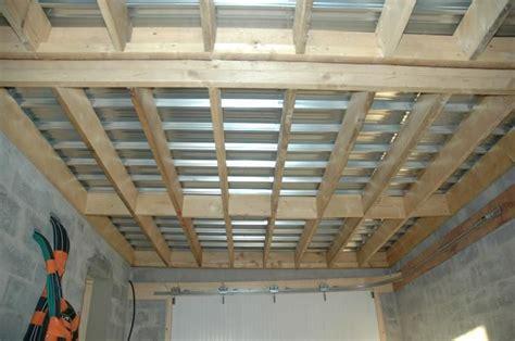 cr 233 ation couverture terrasse en bac acier ou autre