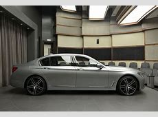 Abu Dhabi resident orders 2017 BMW 760Li xDrive Excellence