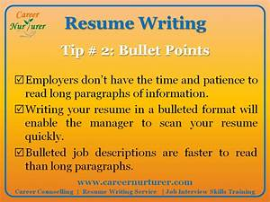 guidelines for writing a professional resume cv career With have your resume professionally written