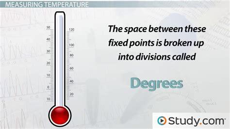 What is Temperature? - Definition & Measurement - Video ...