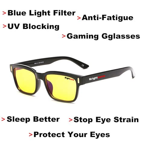 glasses that filter out blue light dyvision protect your eyes anti fatigue uv blocking blue