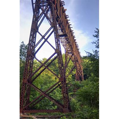 Rosendale Trestle: Adventures with the Kid - Sweet and