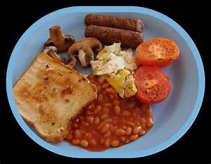 The VegHog: Full English vegetarian breakfast