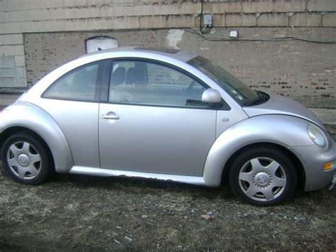 sell used 2000 volkswagen beetle gls hatchback 2 door 2 0l bad clutch in chicago