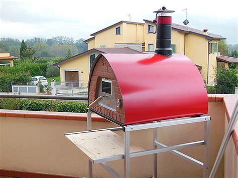 forno pizza da terrazzo forno a legna da terrazzo e balcone come posizionare il