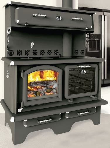 J. A. Roby Cuisiniere Wood Cookstove at Obadiah's Woodstoves.