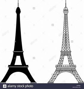 Eiffel Tower Vector Drawing | www.pixshark.com - Images ...