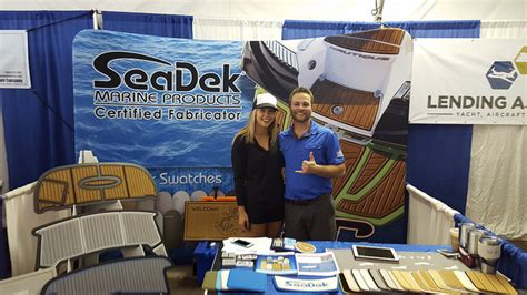 Boat Show Cleveland 2017 by Cleveland Boat Show Kicks With Sc In Booth 133