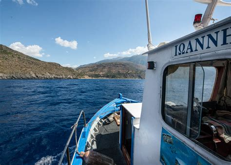 Fishing Boat Cruise by Yannis Fishing Boat Cruises In Sougia