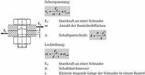 Schraube Berechnen : mechanische eigenschaften a m schrauben wuppertal ~ Themetempest.com Abrechnung