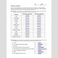 48 Worksheet Classification Of Matter, Review And Practice On Classification Of Matter
