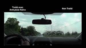 Anti Pluie Pare Brise : rain x anti pluie sur youtube ~ Farleysfitness.com Idées de Décoration