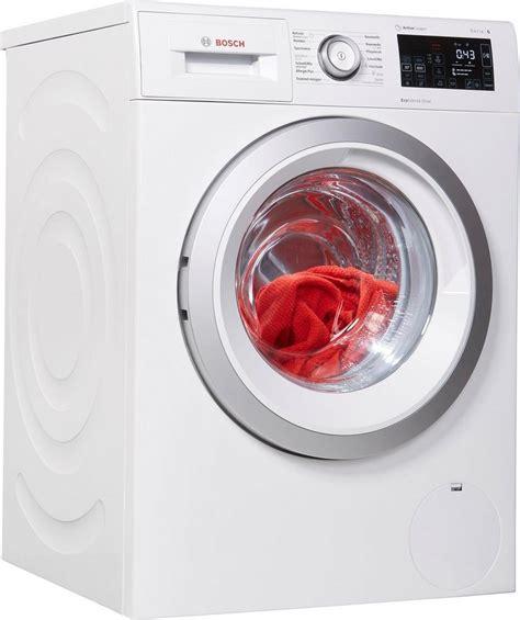 bosch waschmaschine 6 kg bosch waschmaschine 6 wat28720 8 kg 1400 u min otto